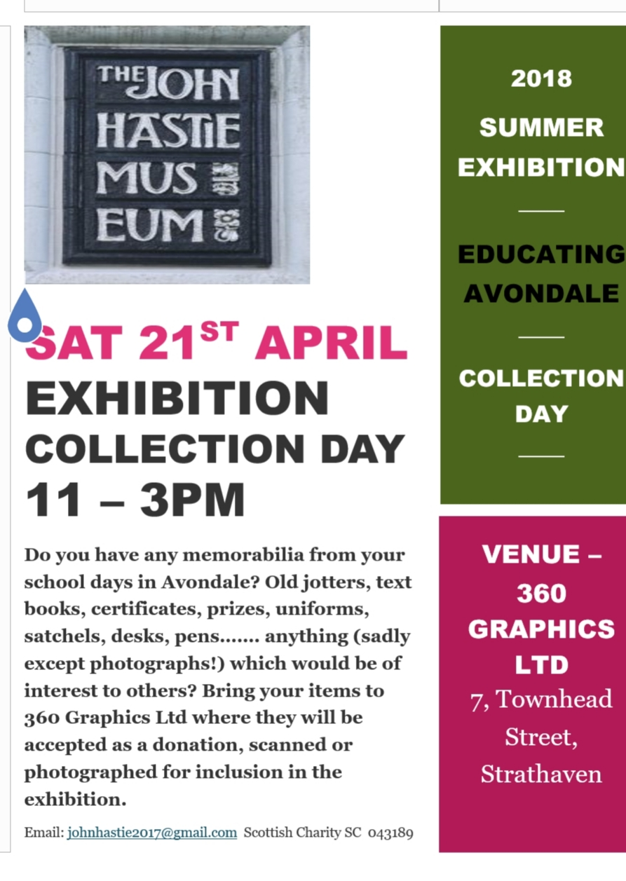 COLLECTION DAY poster jpeg